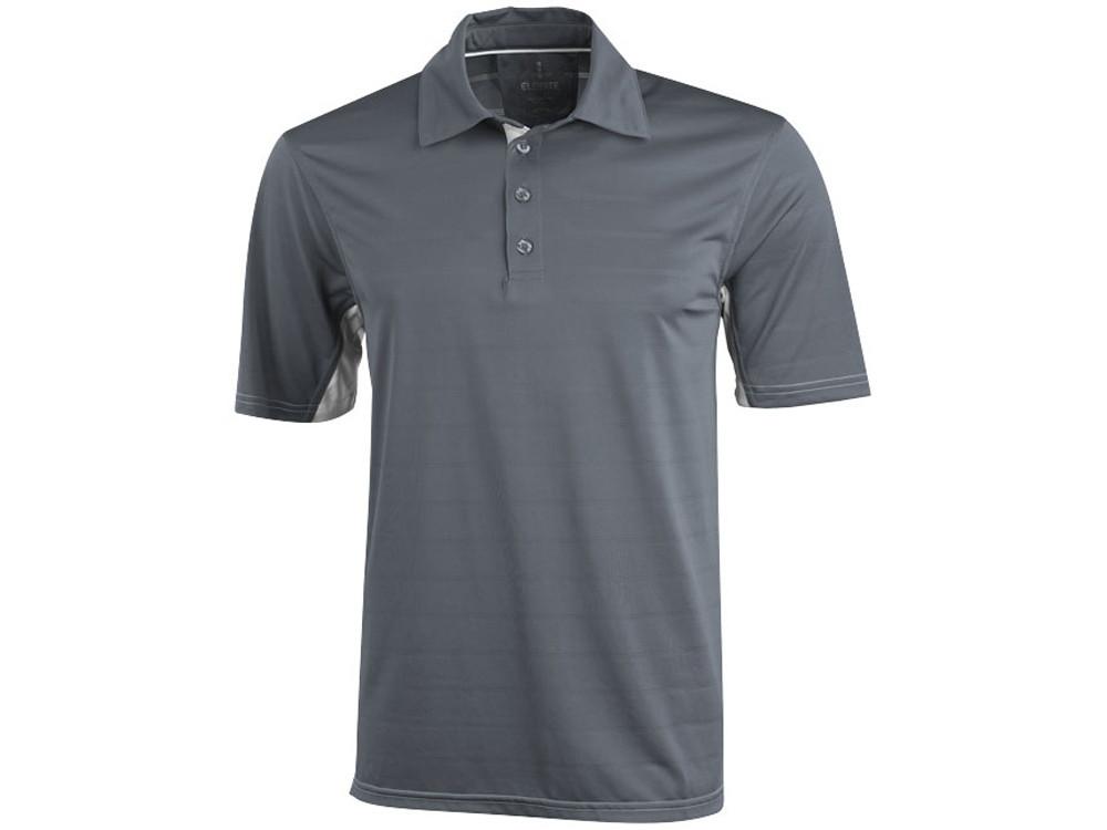 Рубашка поло Prescott мужская, серый (артикул 3908692L)