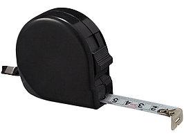 Рулетка Liam, 5м, черный (артикул 10449300)