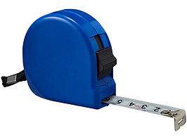 Рулетка Liam, 5м, ярко-синий (артикул 10449301)