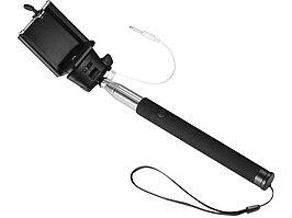 Монопод проводной Wire Selfie, черный (артикул 13416500)