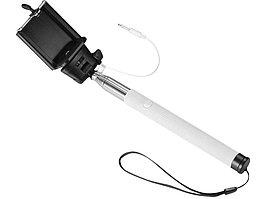 Монопод проводной Wire Selfie, белый (артикул 13416502)