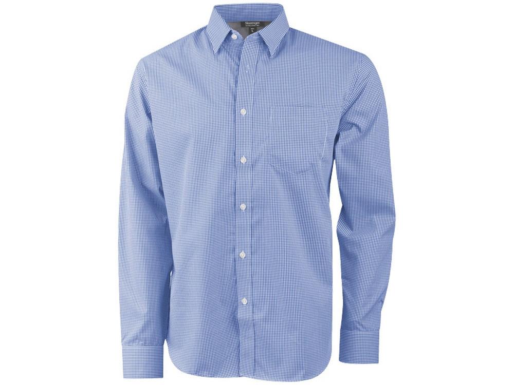Рубашка Net мужская с длинным рукавом, синий (артикул 33160443XL)