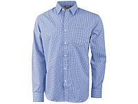 Рубашка Net мужская с длинным рукавом, синий (артикул 3316044L), фото 1
