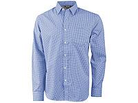 Рубашка Net мужская с длинным рукавом, синий (артикул 3316044M), фото 1