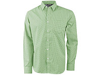 Рубашка Net мужская с длинным рукавом, зеленый (артикул 3316067S), фото 1