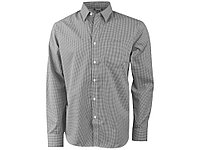 Рубашка Net мужская с длинным рукавом, серый (артикул 3316090M), фото 1