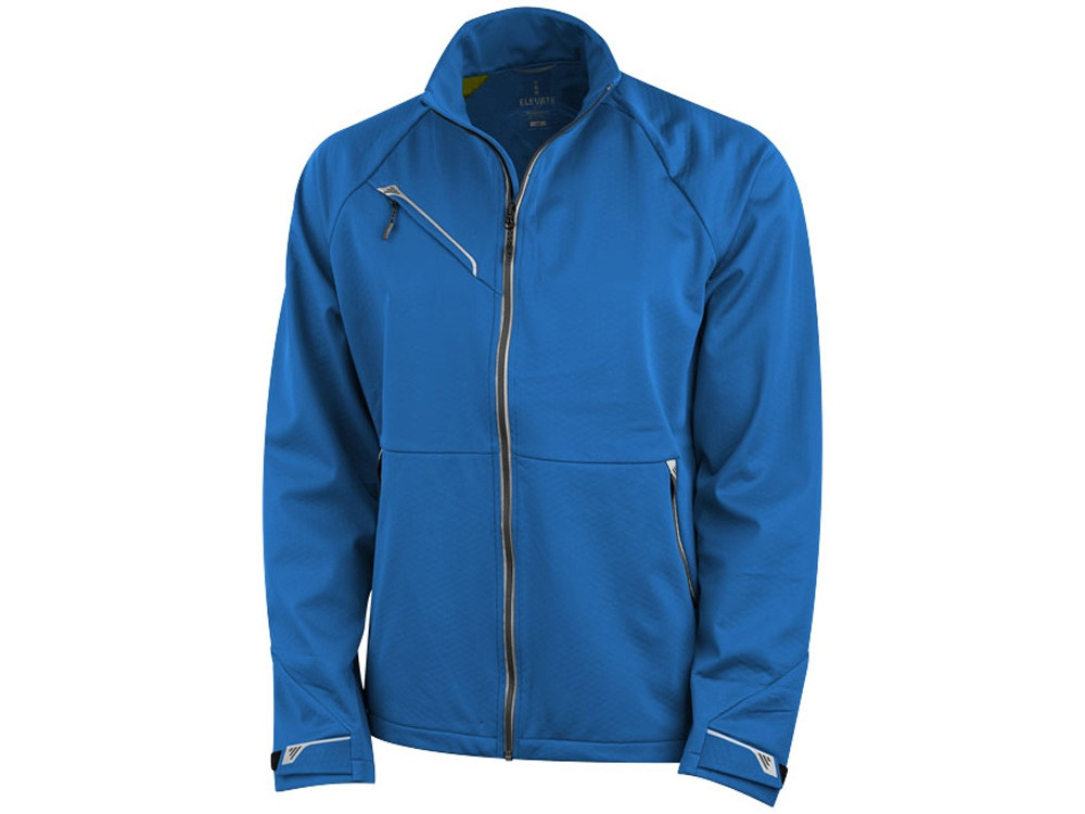 Куртка софтшел Kaputar мужская, синий (артикул 3932544XL)