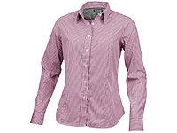 Рубашка Net женская с длинным рукавом, красный (артикул 3316125S), фото 1