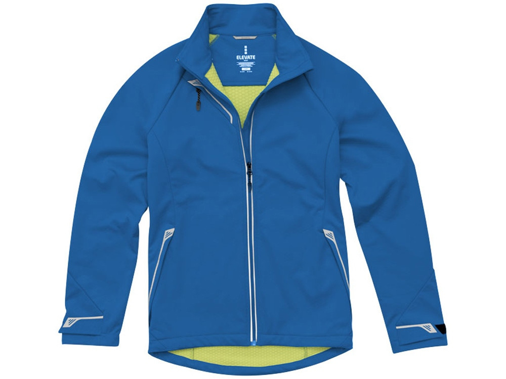 Куртка софтшел Kaputar женская, синий (артикул 3932644M)