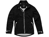 Куртка софтшел Kaputar женская, черный (артикул 3932699XS), фото 1