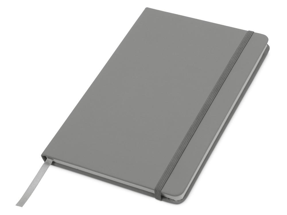 Блокнот А5 Spectrum, серый (артикул 10690406)