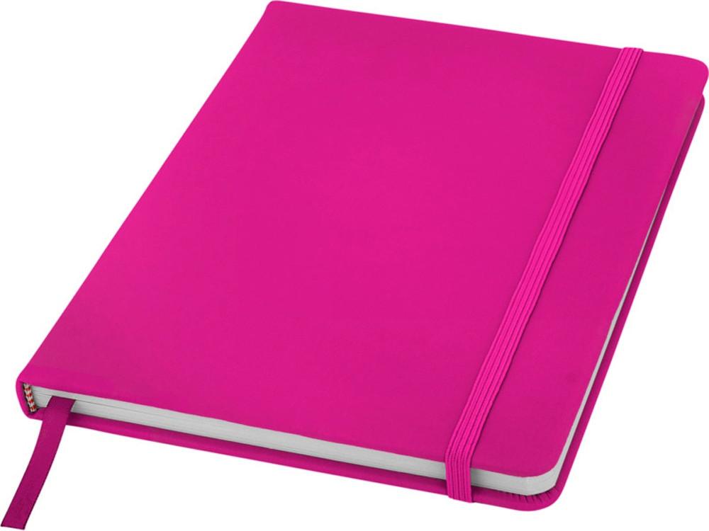Блокнот А5 Spectrum, розовый (артикул 10690408)