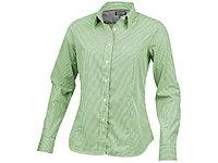 Рубашка Net женская с длинным рукавом, зеленый (артикул 3316167S), фото 1
