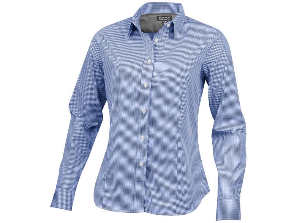 Рубашка Net женская с длинным рукавом, синий (артикул 3316144XS)