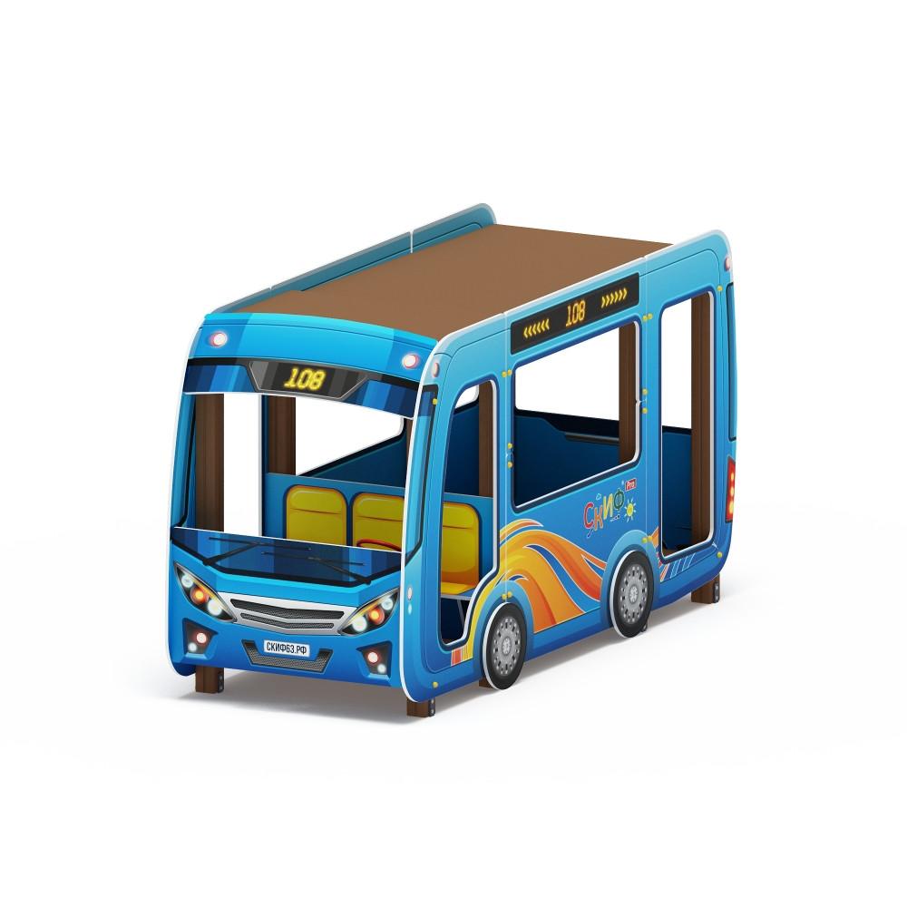 Беседка Автобус МФ 10.03.13