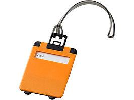 Бирка для багажа Taggy, оранжевый (артикул 11989203)