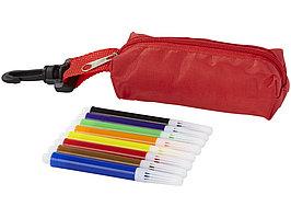 Набор маркеров 8 единиц, красный (артикул 10706000)