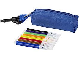 Набор маркеров 8 единиц, синий (артикул 10706001)