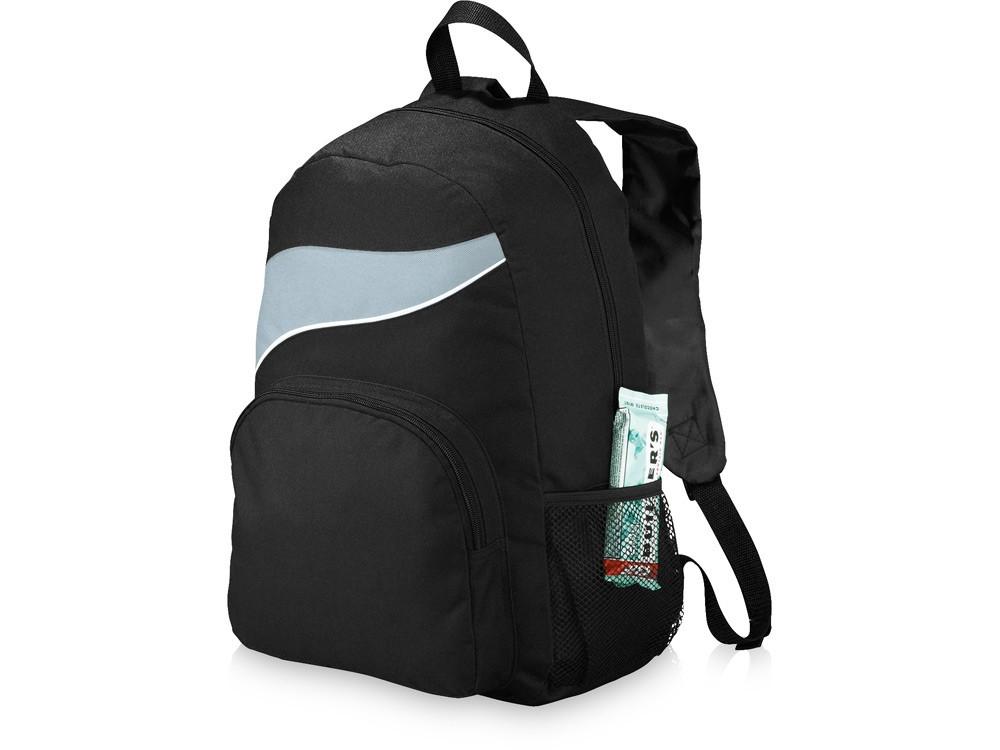 Рюкзак Tornado, черный/серый (артикул 12012100)