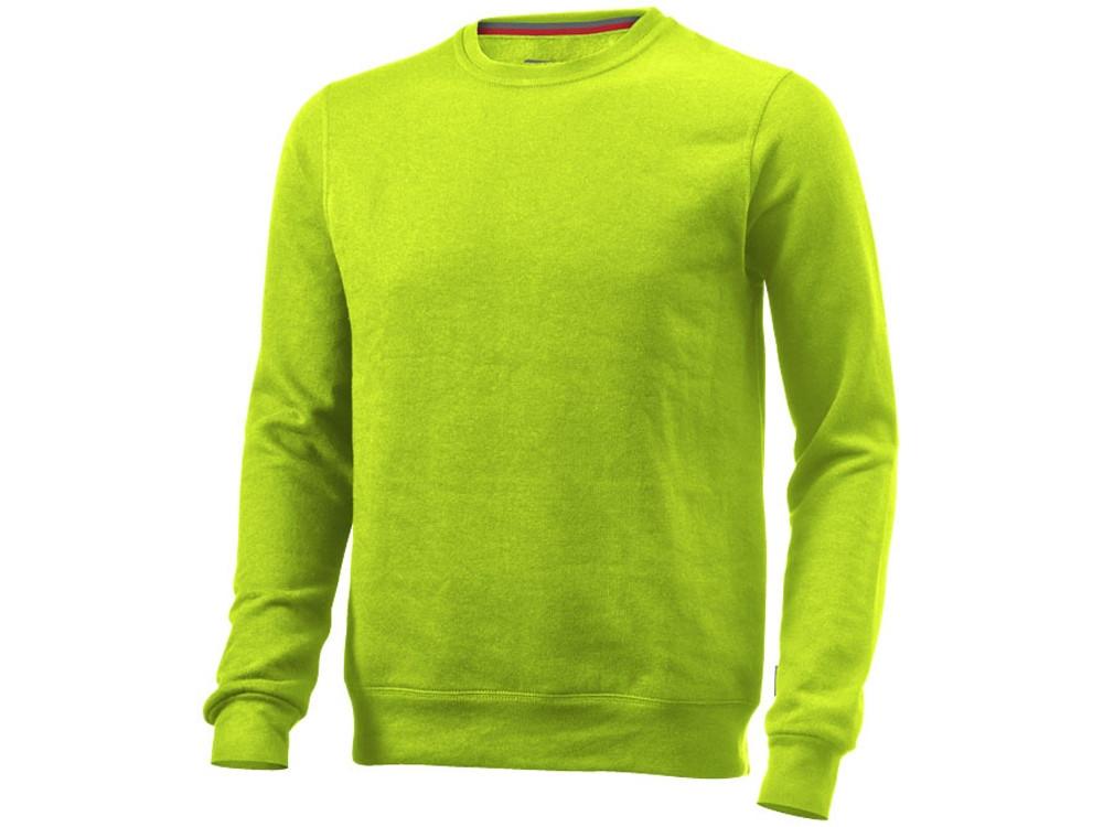 Толстовка Toss мужская, зеленое яблоко (артикул 3323668XL)