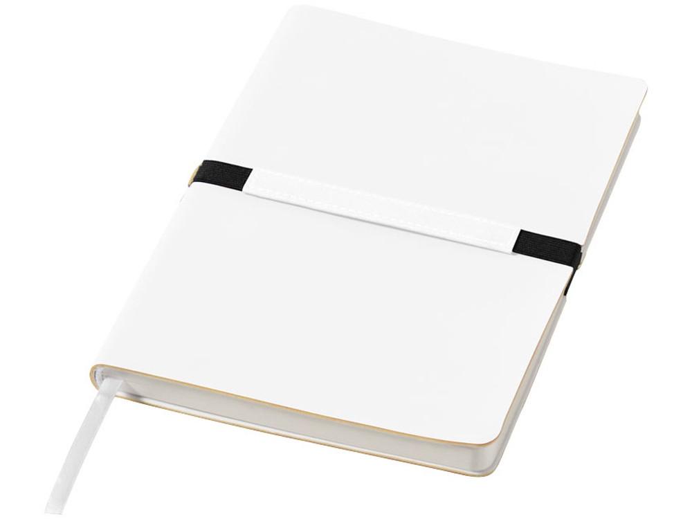 Блокнот А5 Stretto, белый (артикул 10676403)