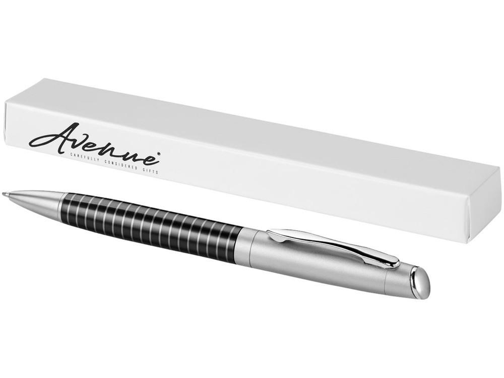 Шариковая ручка Averell, черный/серебристый (артикул 10680200) - фото 4