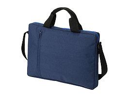 Конференц-сумка Tulsa для ноутбука 14, темно-синий (артикул 11990901)