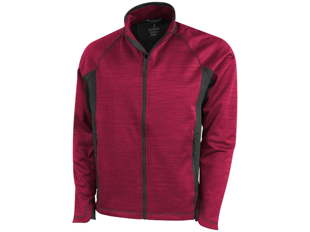 Куртка Richmond мужская на молнии, красный (артикул 3948427XL)