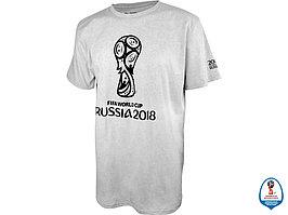 Футболка 2018 FIFA World Cup Russia™ мужская, серый (артикул 2018190L)