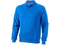 Свитер поло Referee мужской, небесно-голубой (артикул 33237423XL), фото 1