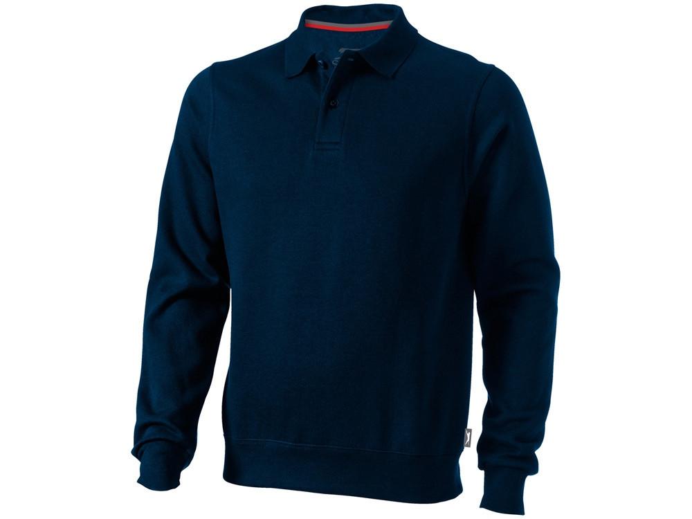 Свитер поло Referee мужской, темно-синий (артикул 33237493XL)