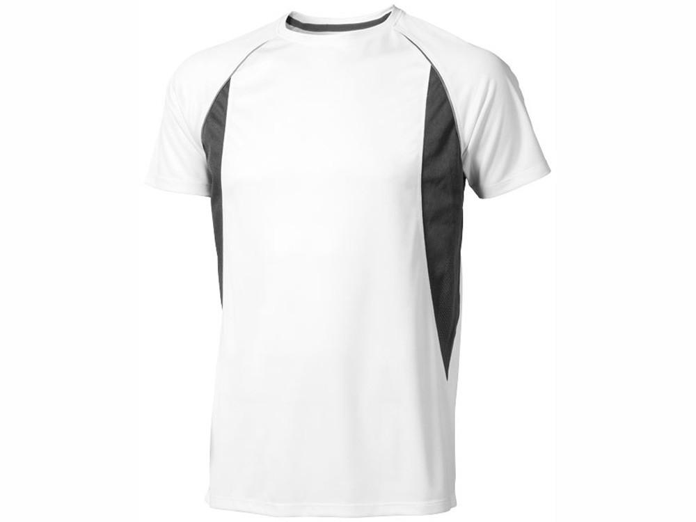 Футболка Quebec Cool Fit мужская, белый (артикул 3901501XS)