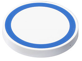Устройство для беспроводной зарядки, белый/синий (артикул 13426402)