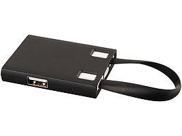 USB Hub и кабели 3-в-1, черный (артикул 13427500)