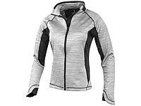Куртка Richmond женская на молнии, серый меланж (артикул 3948596M), фото 1