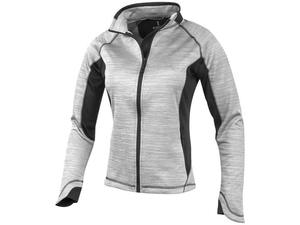 Куртка Richmond женская на молнии, серый меланж (артикул 3948596S)