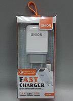Зарядное устройство UNION, для телефонов SAMSUNG, USB Type-c