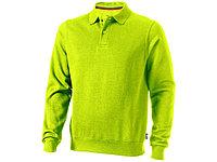 Свитер поло Referee мужской, зеленое яблоко (артикул 3323768S), фото 1