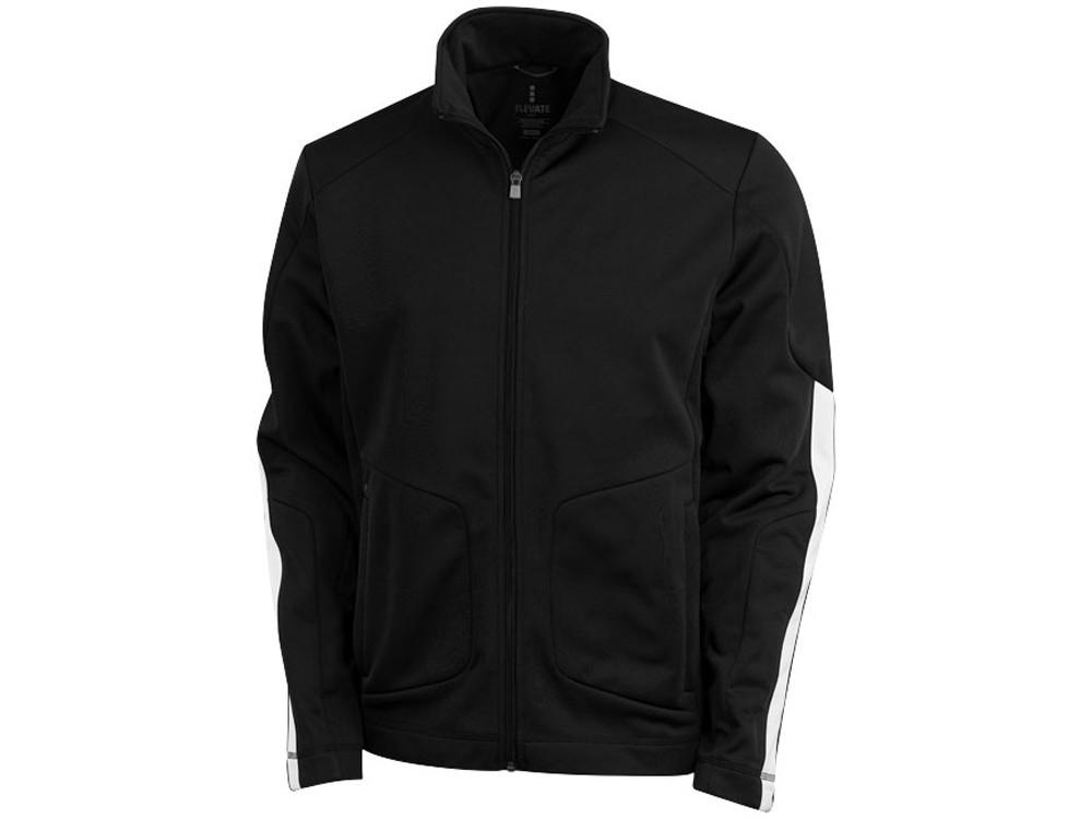Куртка Maple мужская на молнии, черный (артикул 3948699XL)