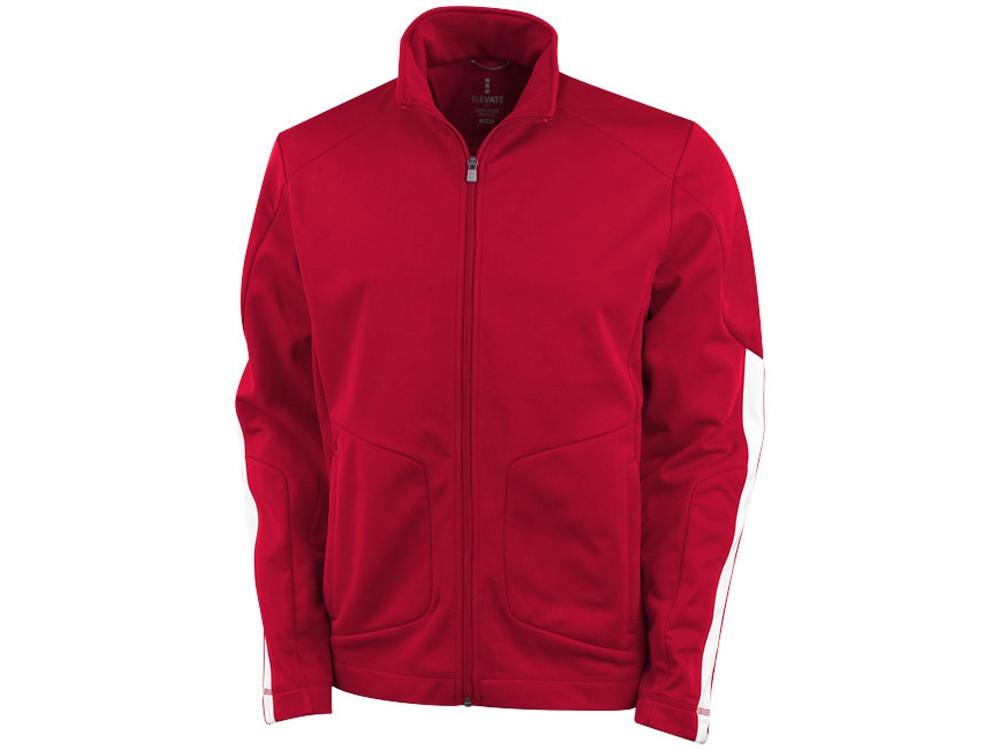 Куртка Maple мужская на молнии, красный (артикул 3948625XS)