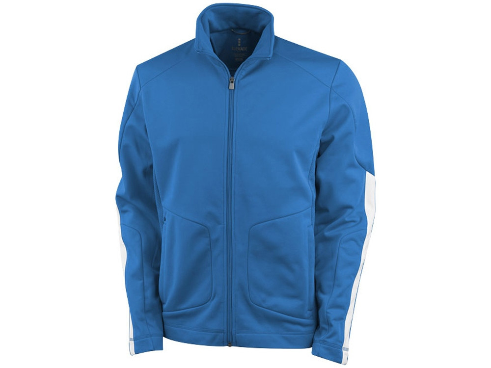 Куртка Maple мужская на молнии, синий (артикул 3948644XS)