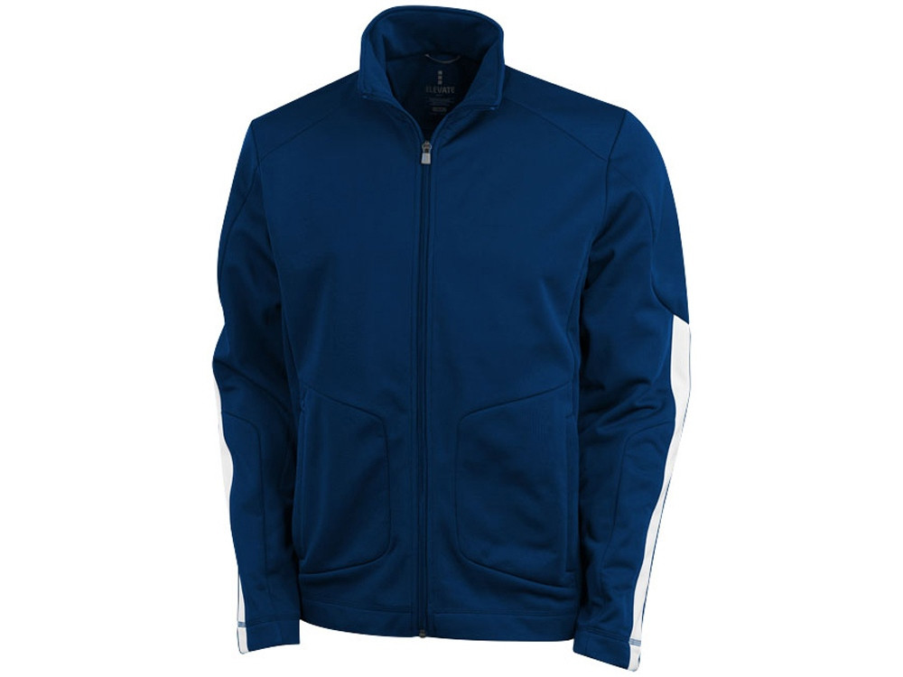 Куртка Maple мужская на молнии, темно-синий (артикул 3948649XS)