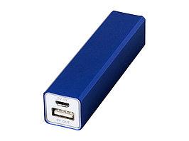 Портативное зарядное устройство Volt, синий классический (артикул 12349201)