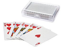 Карточная игра Reno в чехле, прозрачный/черный (артикул 11005200)