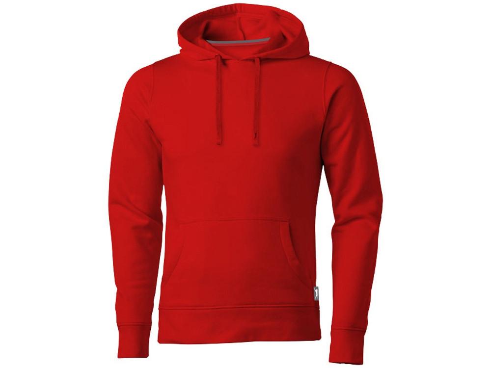 Толстовка Alley мужская с капюшоном, красный (артикул 3323825L)