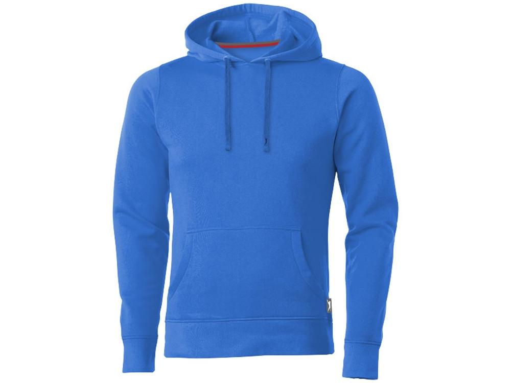 Толстовка Alley мужская с капюшоном, небесно-голубой (артикул 33238422XL)
