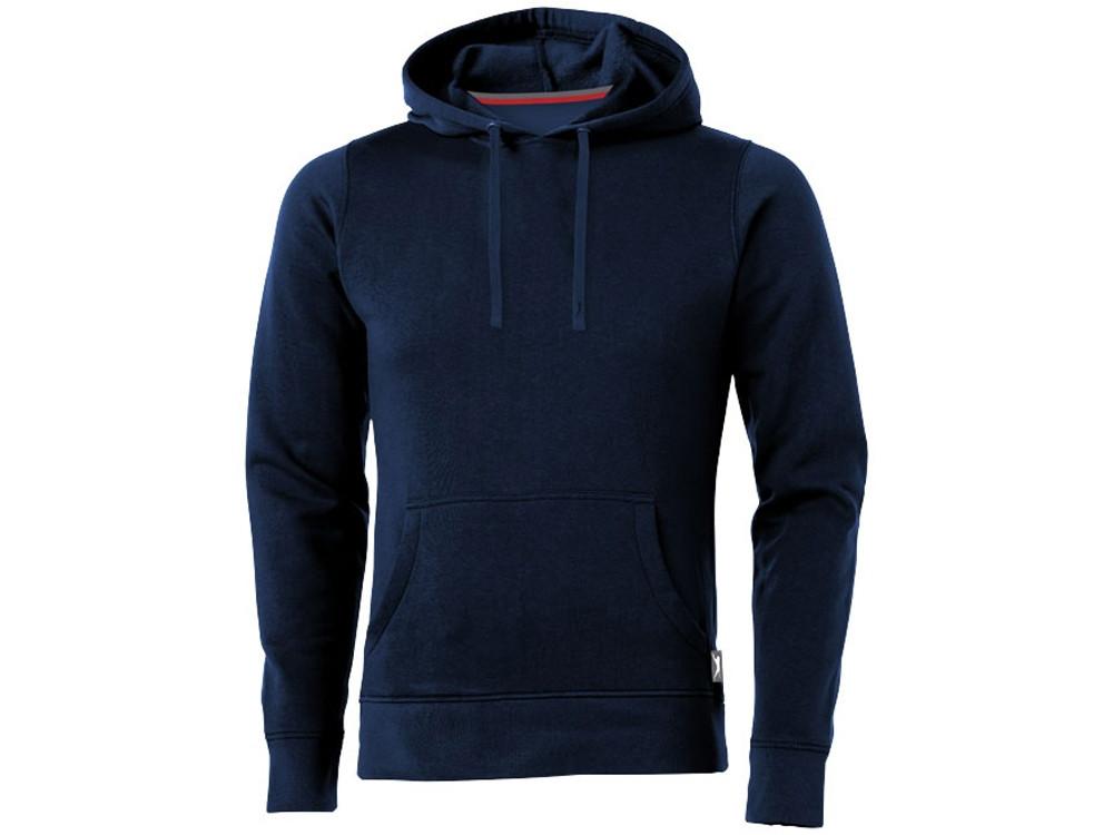 Толстовка Alley мужская с капюшоном, темно-синий (артикул 3323849L)
