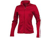 Куртка Maple женская на молнии, красный (артикул 3948725M), фото 1