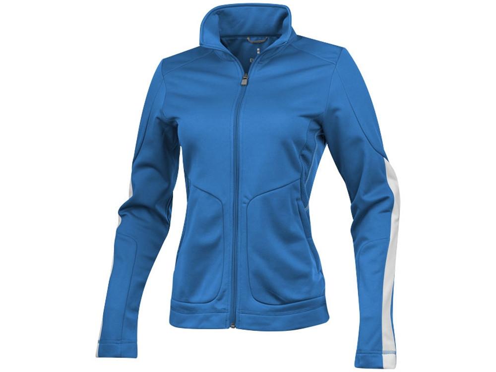 Куртка Maple женская на молнии, синий (артикул 3948744M)