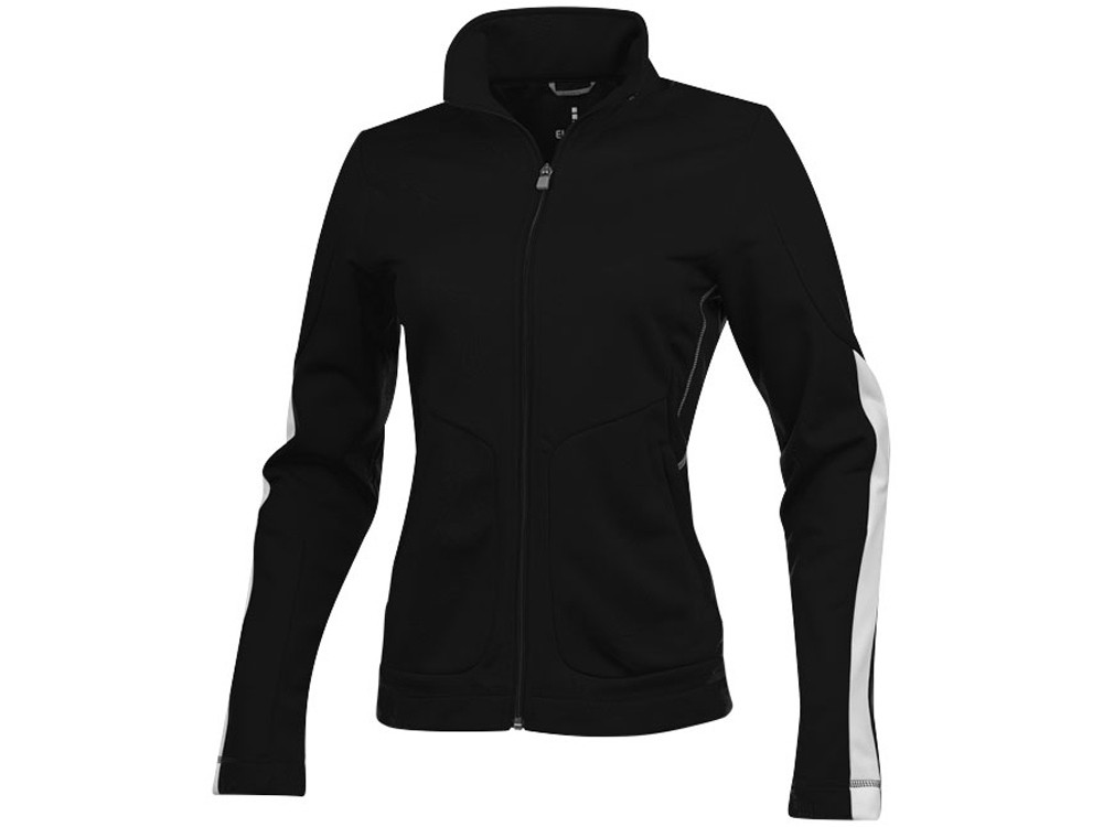 Куртка Maple женская на молнии, черный (артикул 3948799L)